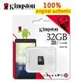 Kingston classe 10 cartão micro sd 32 gb cartão de memória mini sd card sdhc tarjeta microsd tf para smartphone
