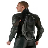 Professional NEW MOTOCROSS back armor spine protector motorcycle body protective gear conbination