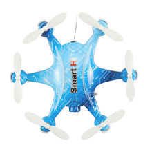 Cheerson UAV CX-37-TX Smart-H 4Ch 6axis Drone With 0.3MP Camera Phone WIFI control RC helicopter height hold LED Quadcopter toy