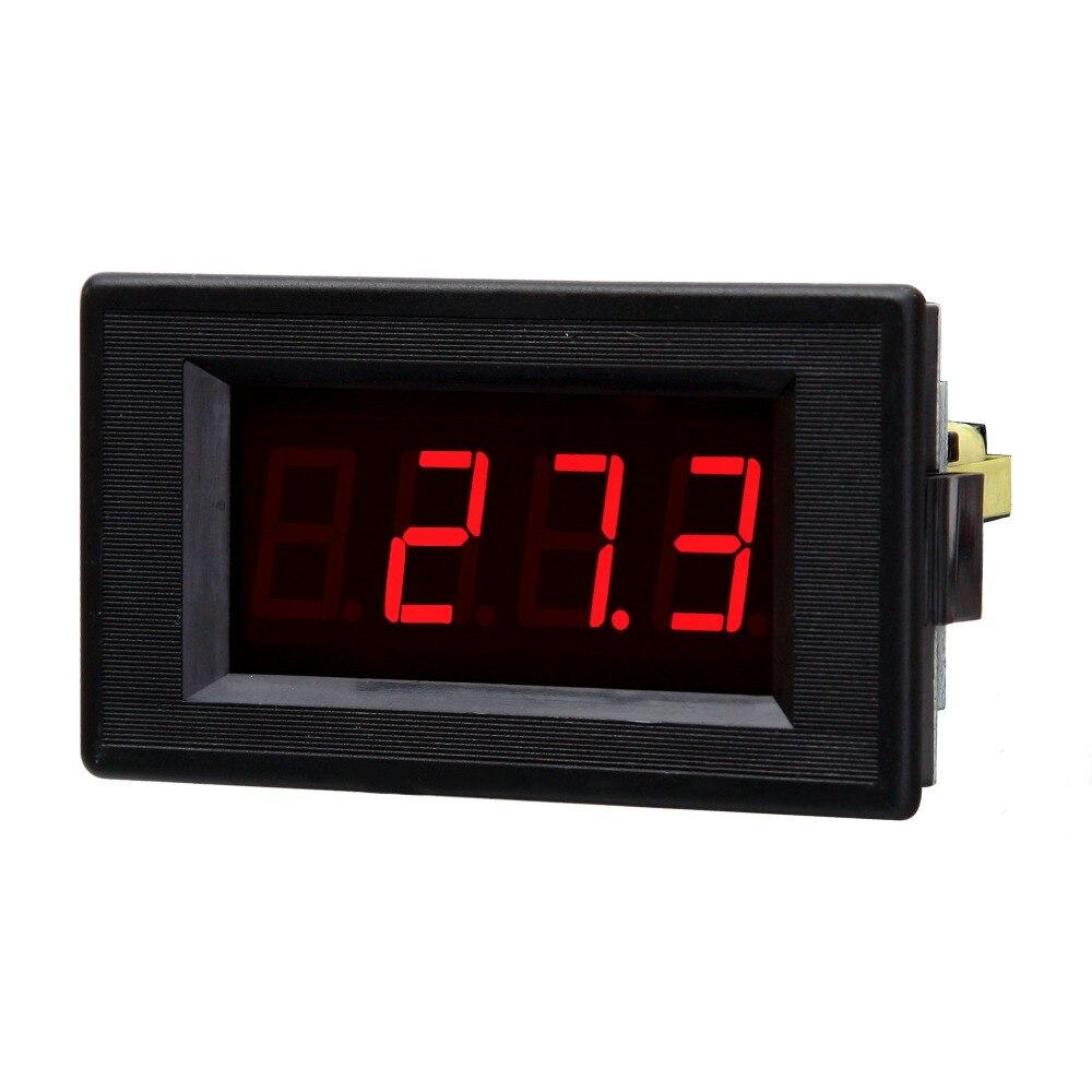 Digital Panel Meter : Aliexpress buy dpp ad dc watt meter v power