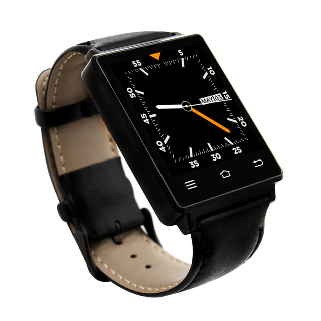 Excellent Quality New Bluetooth Smart Watch D6 Reloj Inteligente Wearable Quad Core WiFi GPS Smart Watch For IPhone Android