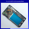 100% New For LG Optimus G E975 E973 Display LCD Screen and Touch Screen Digitizer Assembly  With Frame Black