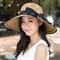Outdoor Folding Hat Female Korean Summer Tide Along Ms. Sun Hat Sun Cap Summer Beach Hat