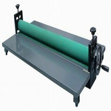 Manual Cold Roll Laminating Machine 39inch 1M length