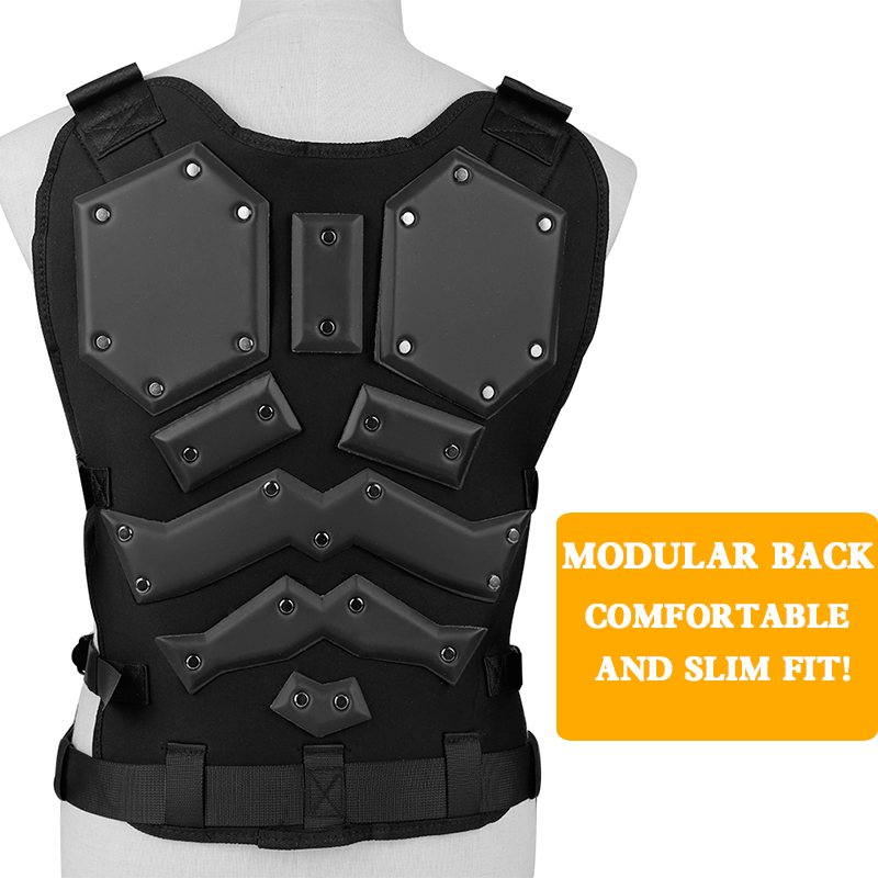 CS Tactical Vest Military Armor Vest Combat Protection Equipment Plate Carrier King Kong Vest II