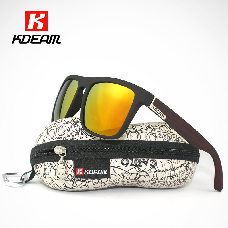 High Fashion Polarized Sunglasses Male Us