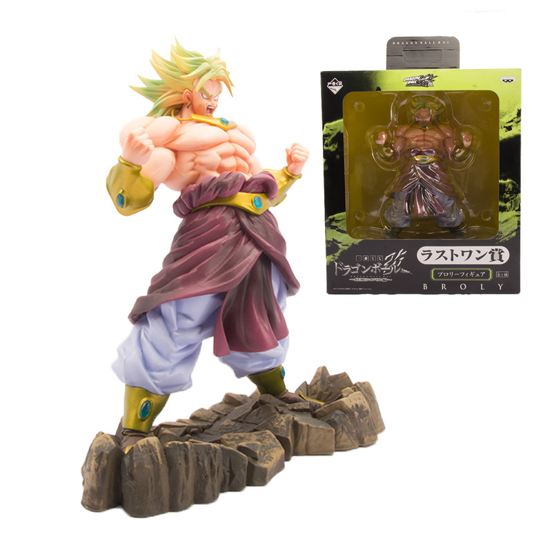 Dragon Ball Z Action Figure Dragon Ball Super Broly Broccoli Anime DBZ PVC Figurine Collectible Decoration Model ToysDragon Ball Z Action Figure Dragon Ball Super Broly Broccoli Anime DBZ PVC Figurine Collectible Decoration Model Toys