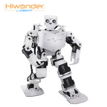 LOBOT H3P 17DOF Humanoid Robot Secondary Development Framework Kit/RoboSoul H3P/With Arduino Full Remote Control Robot(China)