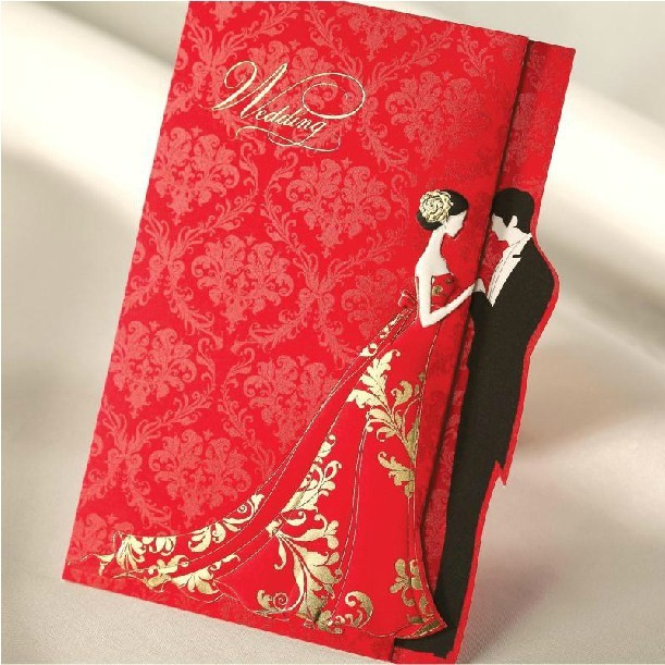 Best Wedding Invitations Cards: Aliexpress.com : Buy 50sets Bridal & Groom Wedding