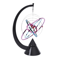 Perpetual Kinetic Solar System Planet Kinetic Mobile Desk Toy