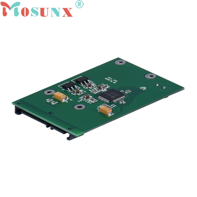 Top Quality Hot Sale 40 Pin ZIF/ CE 1.8 Inch SSD/HDD To SATA Male Adapter Converter Board Factory Price JUL 12