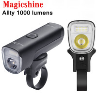 American magician Alltty 1000 Lumen LED Bike Light including battery Compatibi Mountain bike High brightness flashlight