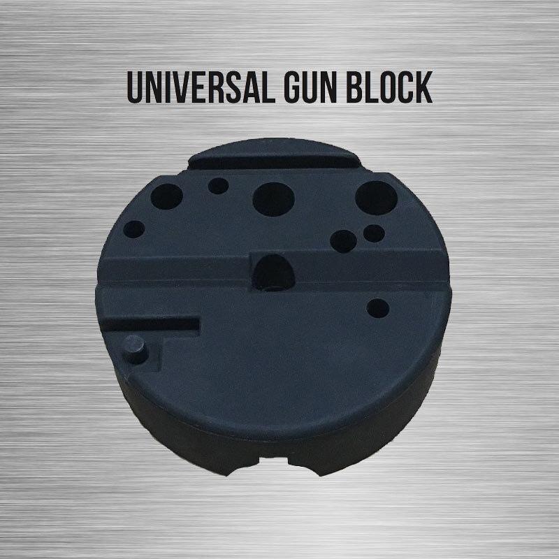 Universel Armurerie Banc Bloc Pistolet Pistolet M1911 Ruger 10/22 s Style Remonter Arme À Feu Banc de Montage Bloc