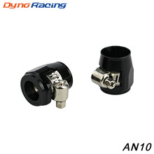 Hose-Clamp Hose-Fittings AN10 Water-Tube 1lot 2pcs Hex YC100821 Id:21mm Fuel-Oil Finishers