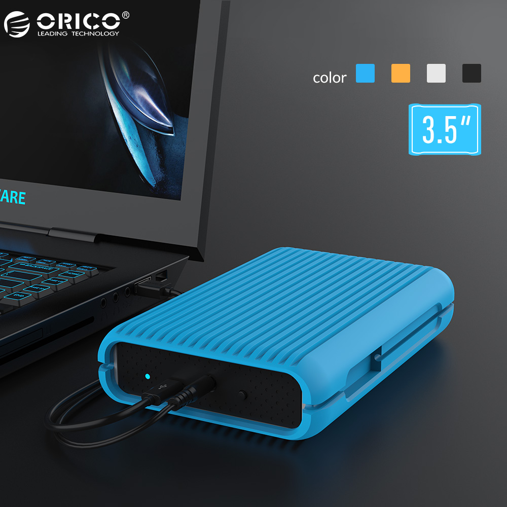 ORICO MS35 1 2 3 4 TB USB3 1 Gen2 TYPE C 3 5 In 10Gbps