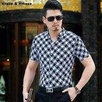Модная популярная модель мерсеризованный хлопок качества футболки с коротким рукавом лето новое поступление мыть и носить мужские рубашки...