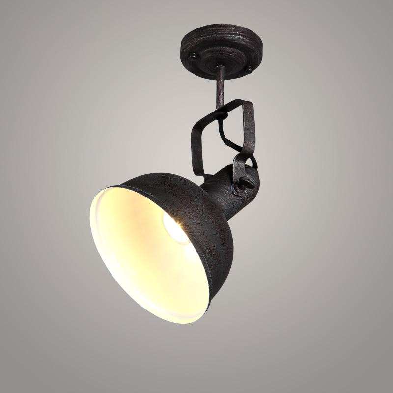 Loft Vintage Pendant Lights Reto industry Iron Lamp Holder E27 110/220V Antique Pendant Lamp for Home Decor Restaurant Lighting