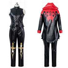 Anime Death Note Mello Pleather costume