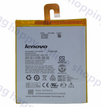 1 PCS New battery for Lenovo LePad S5000 S5000H Tablet PC L13D1P31 Battery 3450/3550mAh + tracking number