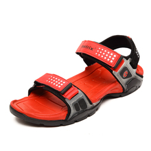Men sandals summer new sandals non slip breathable slippers comfortable fashion men beach shoes high quality #B1841