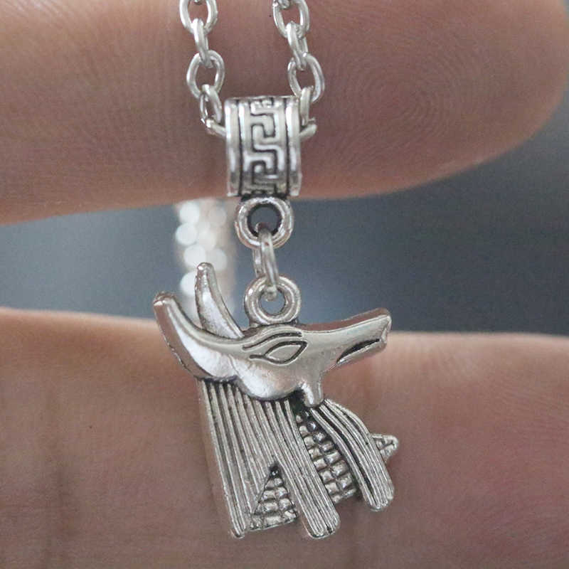 Ai cập Vị Thần Mắt Công Suất Vòng Cổ Rah Ai Cập Eye Of Horus Thiết Kế Mặt Dây Chuyền Vòng Cổ Cổ Điển Bạc Quyến Rũ Thời Trang Choker Collier