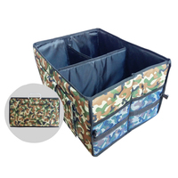 High Quality Oxford Stowing Tidying Interior Holders Folding Car Storage Box Trunk Bag Vehicle Toolbox Multi