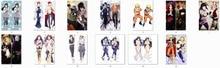 Personajes de anime naruto uzumaki naruto y sasuke uchiha uchiha itachi y hyuuga hinata cuerpo Funda de Almohada throw almohada cubierta