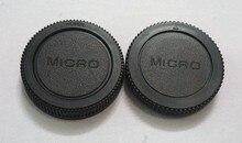 10 זוגות מצלמה מכסה גוף + עדשה האחורית שווי עבור מיקרו M4/3 m43 אולימפוס Panasonic GF1/GF2 /GF3 עם מספר מעקב