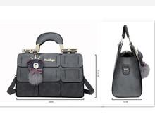 Summer Satchel Shoulder Bag Women Leather Handbags