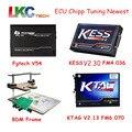 2017 Newest V2.30 KESS V2 OBD2 Manager Tuning Kit No Token + KTAG V2.13+Fgtech Galletto V54+ BDM Frame ECU Programmer DHL Free