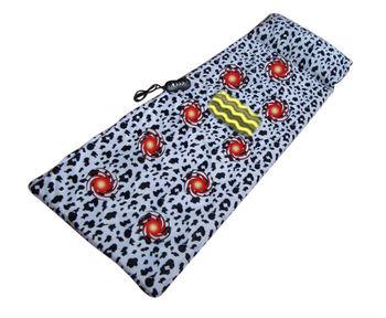Ogrzewanie masażer ciała wielofunkcyjny materac do masażu w talia powrót noga masażer elektryczny masaż stary dywan tanie i dobre opinie HANRIVER