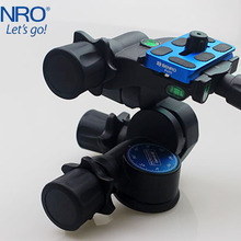 Benro Pro 3 Way gear ed gear Drive головка штатива-GD3WH