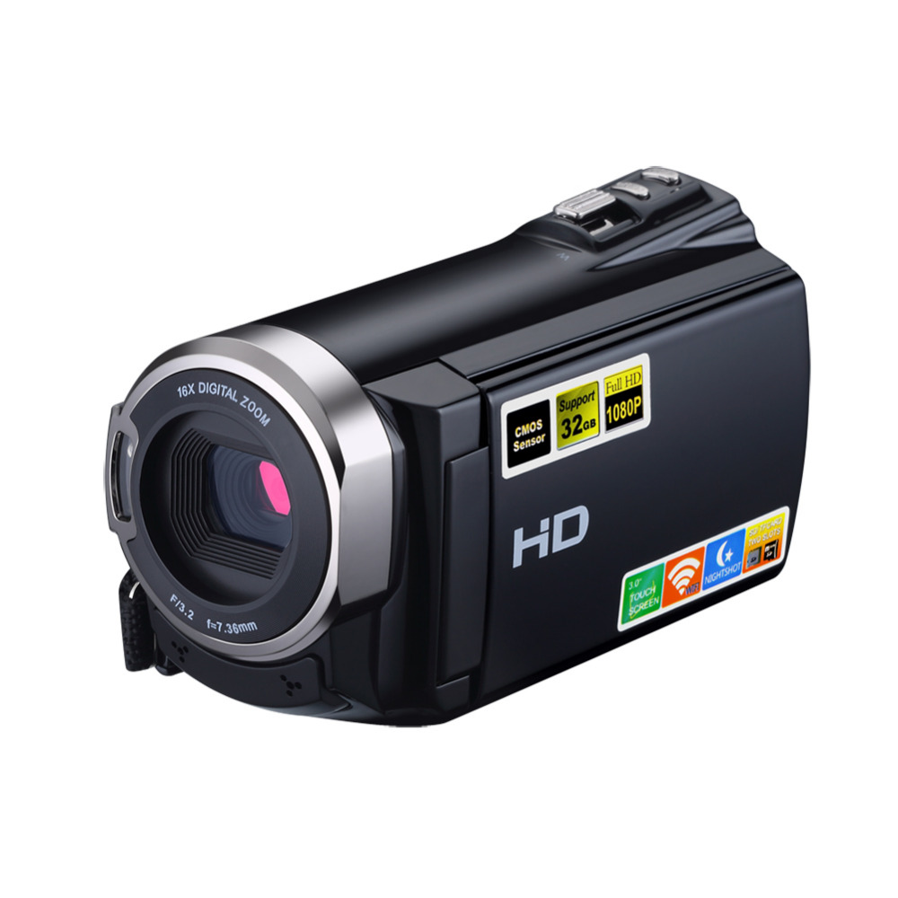 HDV 5052STR Digital Video IR WIFI font b Camera b font font b Photo b font
