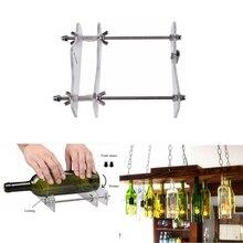 Инструмент для резки стеклянной бутылки Профессиональный инструмент для резки Бутылок Резак для стеклянной бутылки DIY Инструменты для резки вина пива Прямая поставка