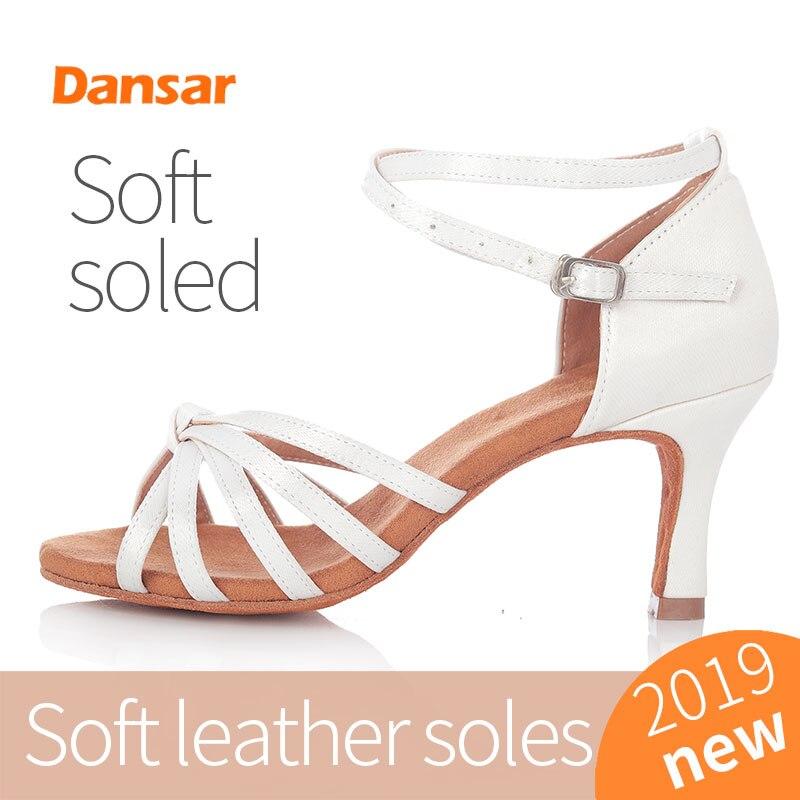 Hot Selling Women Girls Professional Dancing Shoes,Dance Shoes For Latin,Salsa,Jazz,Tango,Ballroom Dancing,With Heels 5CM/7CM