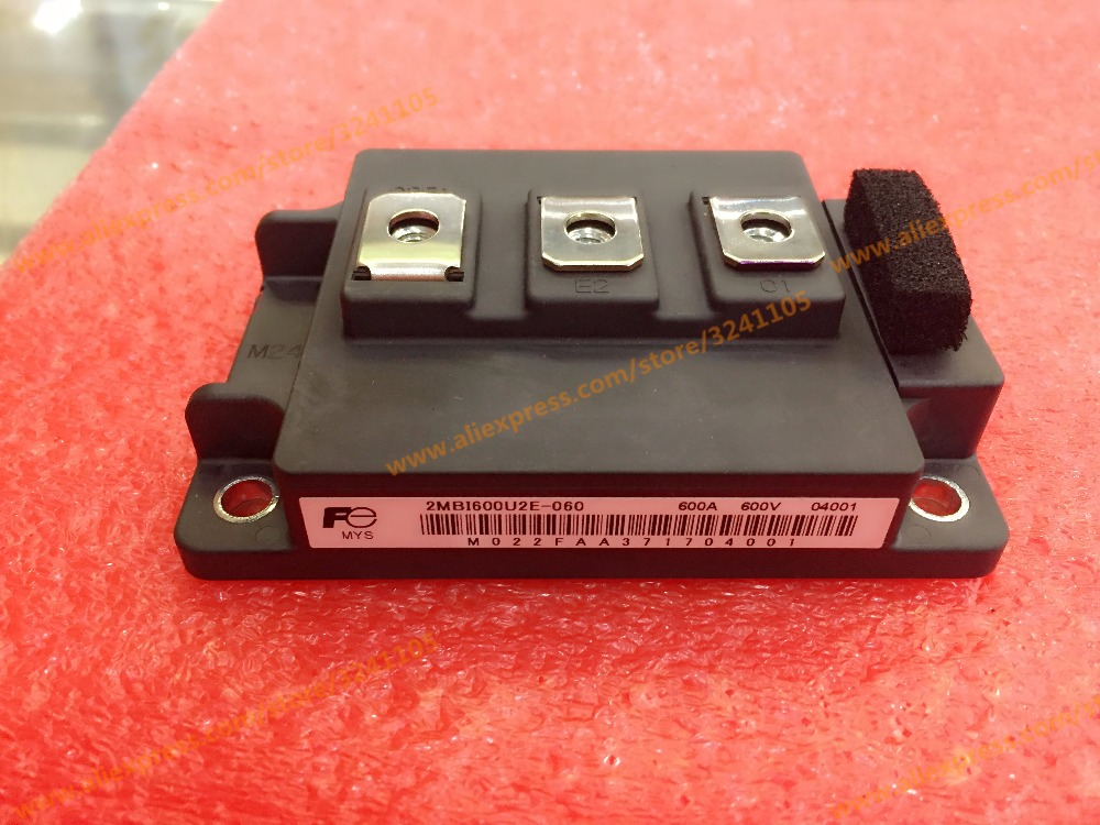 Free shipping NEW 2MBI600U2E-060 POWER MODULE free shipping 2mbi400nt 060 02 no new old components good quality igbt module 400a 600v can directly buy or contact the seller
