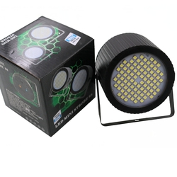 Светодиодный сценический свет 88 светодиодов стробоскопический свет звук с голосом и мелодией управление стробоскоп мигающие лампочки све...