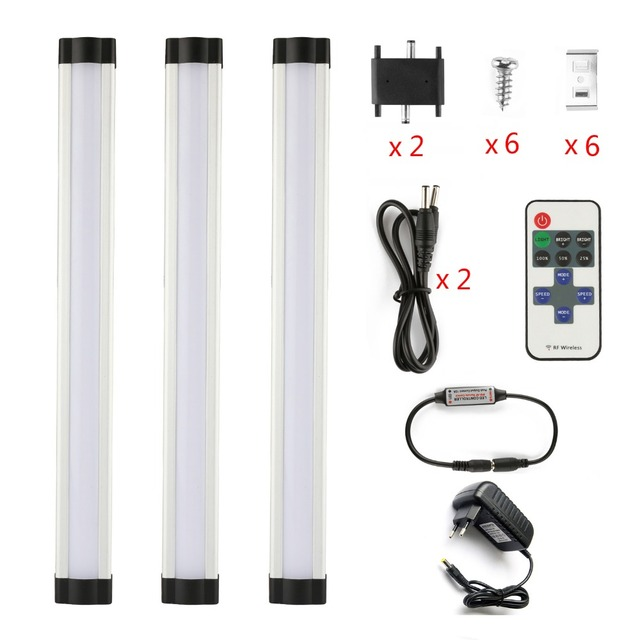 12in lange 9 Watt Küchenschrank Lichter 12 v dimmbar Schlanke ...