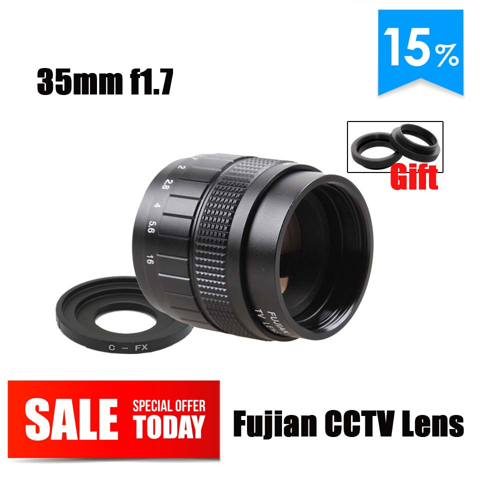 Fujian 35mm F1.7 CCTV lens C-FX Adapter C Mount Ring for Fuji Fujifilm X-E2 X-E1 X-Pro1 X-M1 X-A2 X-A1 X-T1 C to FX Camera lens save $2 focal reducer speed booster mount adapter ring suit for nikon g to fujifilm fx x a2 x t1 x a1 x e2 x m1 x e1 x pro1