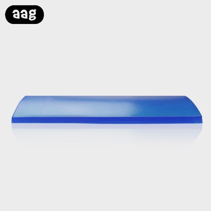 AAG гель подушки сиденья красивые мотоциклетные коврик голубой цвет 2 размеров для лета Удобная Гладкий Портативный Поддержка бедра Pad