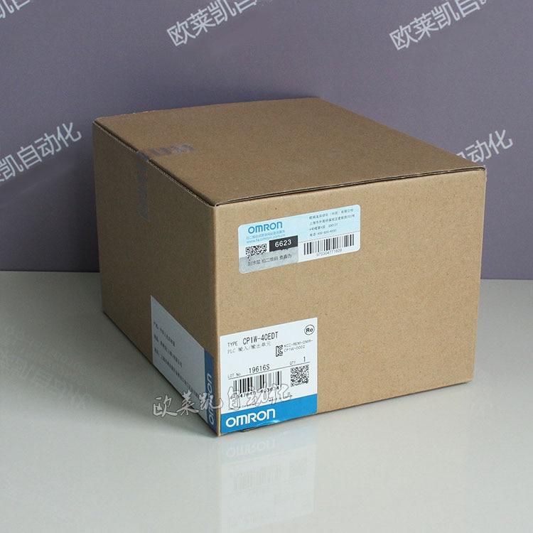 OMRON PLC modulo CP1W-40EDTOMRON PLC modulo CP1W-40EDT
