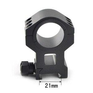 Image 5 - Visionking 2 20x44 탄도 잠금 라이플 스코프 측면 초점 사냥 광학 시력 21mm 장착 링이있는 군사 accurancy 범위