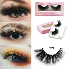 2e1a5cd4e4 A076 3D Mink eyelashes Super dramatic eyelashes Very long lashes Winged  makeup flutter lashes curly and full lashes Doriskiki