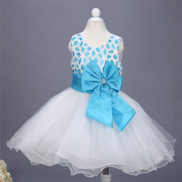 Online Shop New Style Kids Girl Princess Dress Little Girl Prom ...