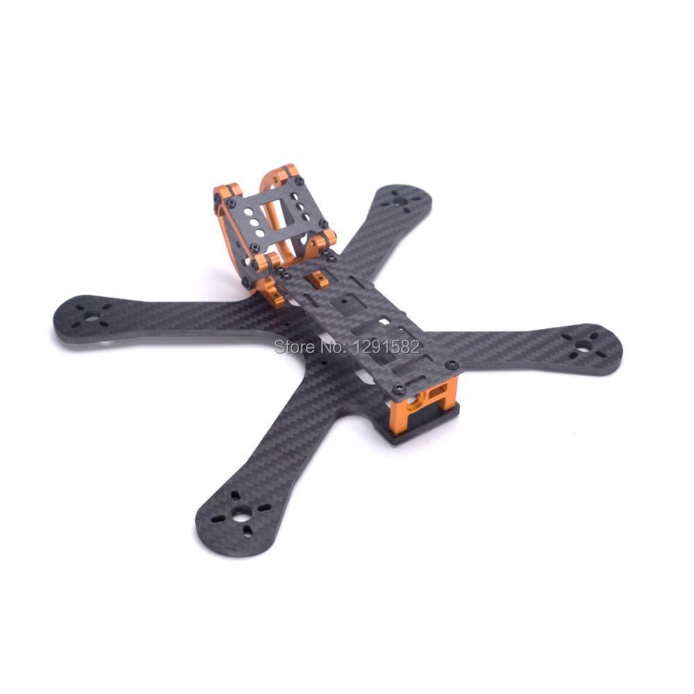 """Camaleón FPV Frame 220 220mm 5 """"FPV Quadcopter MARCO DE F3 Acro versión controlador RS2205 2300kv/2204 2300kv motor Combo-in Partes y accesorios from Juguetes y pasatiempos    2"""