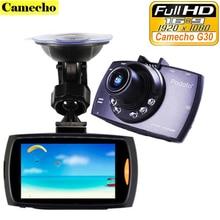 """Новый 2.7 """"автомобильный Видеорегистратор G30 Full HD 1080 P Автомобиль Camera Recorder С Loop Recording Motion Ночной Обнаружение Видения G-Sensor автомобильные Видеорегистраторы"""