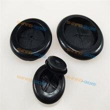 Arandelas de goma de un solo lado, 20 200 Uds., orificio de apertura de 15 70mm, protector de cable de goma