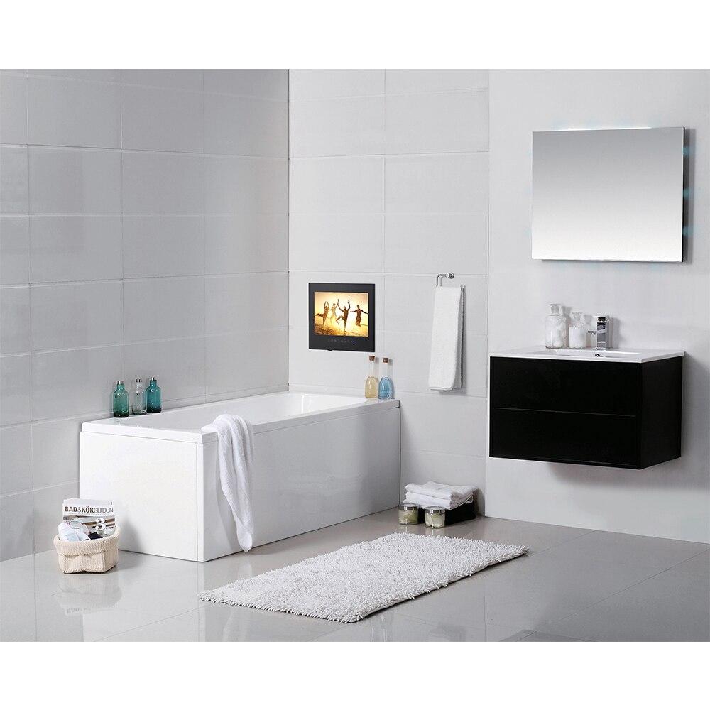 Tv Etanche Pour Salle De Bain ~ souria 15 6 pouce android 4 2 tanche led tv wifi tv salle de bain