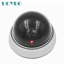 CCTV Surveillance Fake Dummy Camera Waterproof Outdoor Indoor dome Home Security wireless blinking LED Light Fake Camera