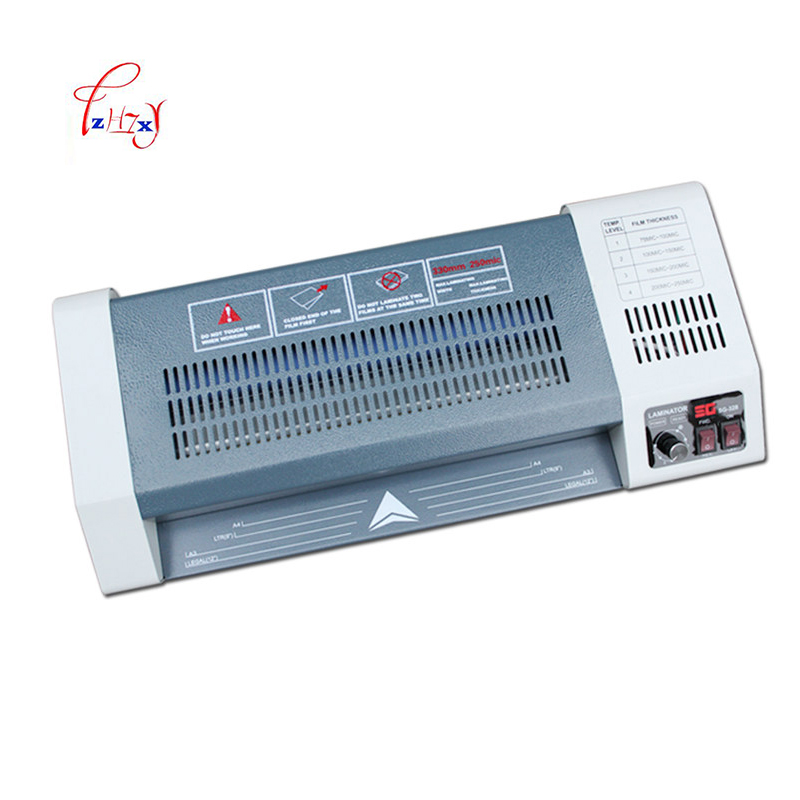 A3 size Electric Photo Laminator Office pouch Laminating Machine Professional For A3 Document Photos paper 1pc a3 photo laminator office hot